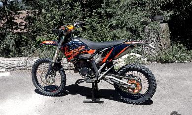 125 EXC 2011