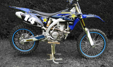 250 YZF 2010 Rockstar