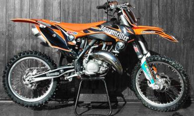 KTM 150 sx Jagermeister