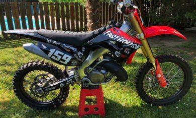 250 CR 2005