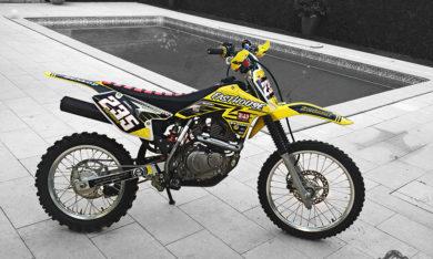 Suzuki DRZ 2008 Fasthouse